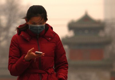 China's freshest air could soon be inside cars