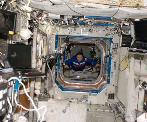 U.S. food headed for ISS stalled in Russian customs
