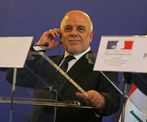 Iraqi prime minister requests more support in fight against Islamic State