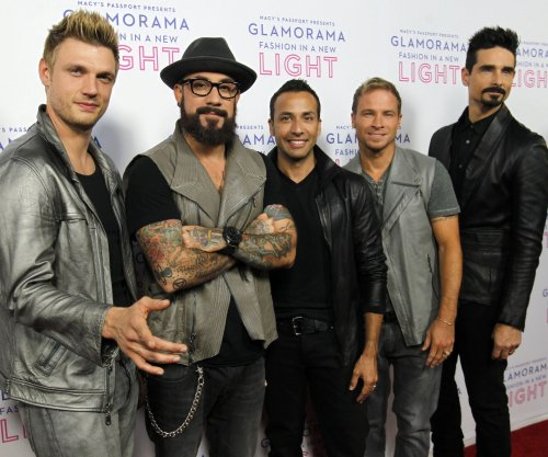 Watch: Backstreet Boys perform, close out Balmain x H&M fashion show