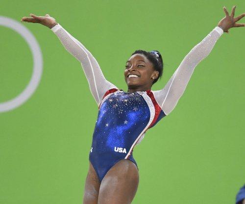 Simone Biles chosen as USA flag bearer for closing ceremonies