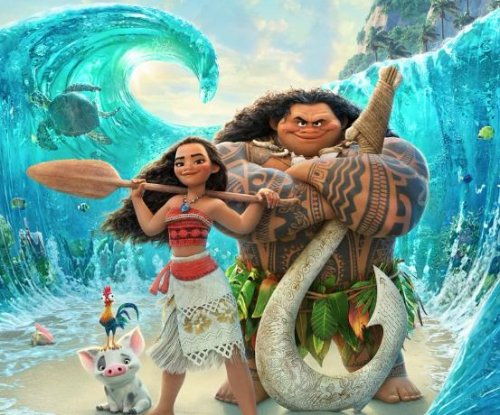 Dwayne Johnson debuts new 'Moana' poster, teases upcoming trailer