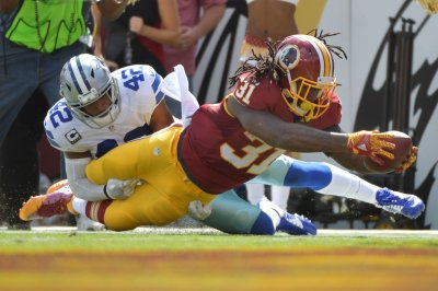 Dallas Cowboys vs Washington Redskins: recap, notes, photos