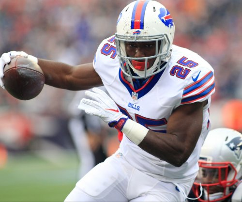 Injury update: Resurgent LeSean McCoy running Buffalo Bills into contention