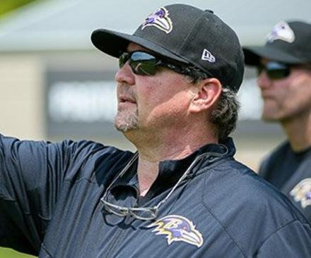 Baltimore Ravens' John Harbaugh expected to fire OC Marty Mornhinweg