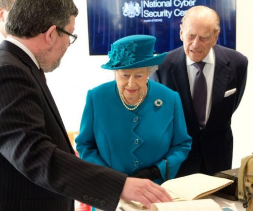 Queen Elizabeth II inaugurates Britain's new cybersecurity agency