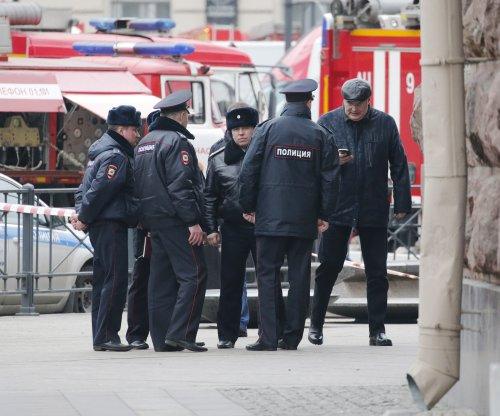 Bomb defused in St. Petersburg, Russia, apartment raid