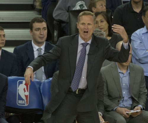 Golden State Warriors head coach Steve Kerr to travel for Game 3 vs. San Antonio Spurs