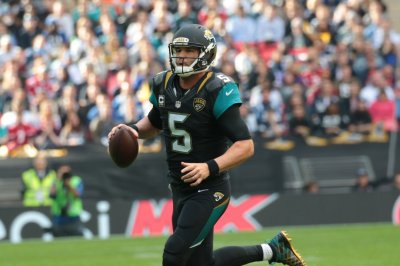 Doug Marrone unclear, but Jacksonville Jaguars QB Blake Bortles says arm is fine