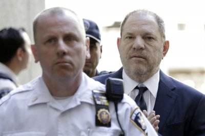 Harvey Weinstein faces new sex assault charges in NYC