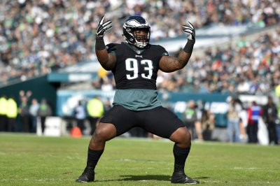 Eagles re-sign veteran DT Tim Jernigan with one-year deal