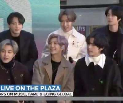 BTS celebrates album, video release on 'Today'