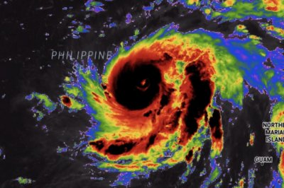 Typhoon Mindulle could become a super typhoon and threaten Japan