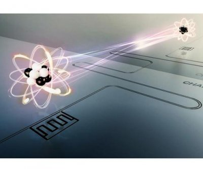 Atomic vanity: Mirror prolongs life of artificial atoms