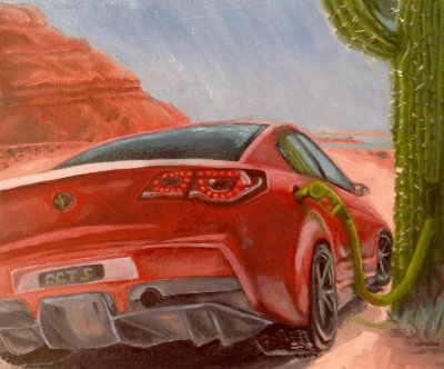 Cactus-inspired skin may provide boost to electric car industry