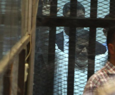 Egyptian court confirms 20-year prison sentence for ex-president Mohamed Morsi