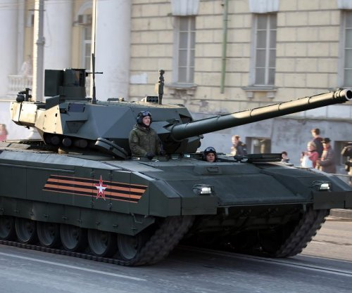 Field trials underway for Russia's next-generation battle tank