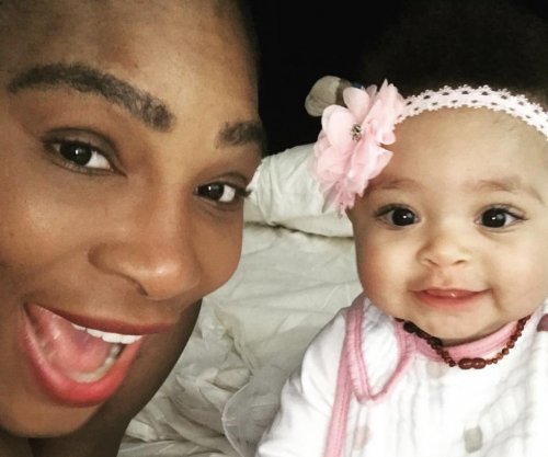 Serena Williams posts new photo of Olympia, preview for documentary