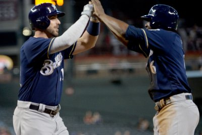 Brewers host Cubs with first place at stake