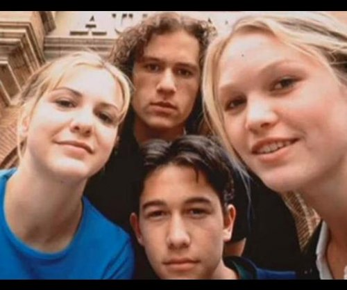'10 Things I Hate About You': Joseph Gordon-Levitt posts throwback photo with co-stars