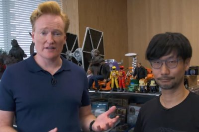Conan O'Brien visits studio behind PlayStation's 'Death Stranding'