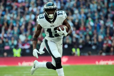 Raiders agree to one-year deal with WR Nelson Agholor