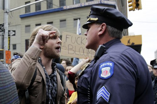 Judge rules Occupy can return to Zuccotti