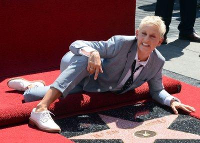 Academy confirms Ellen DeGeneres to host Oscars for a second time