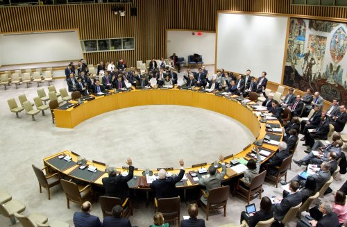 UN Security Council passes resolution on Yemen's political transition