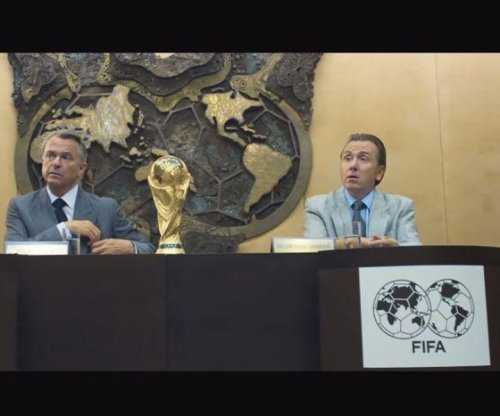 FIFA film 'United Passions' bombs with $607 box office take