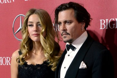 Johnny Depp accepts Modern Master award, talks 'torturing' Leonardo DiCaprio