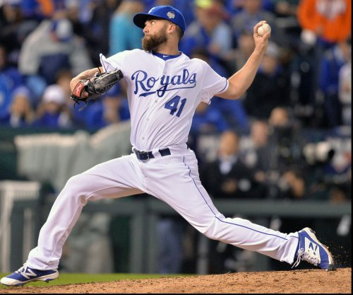 Danny Duffy, Cheslor Cuthbert help Kansas City Royals end eight-game skid