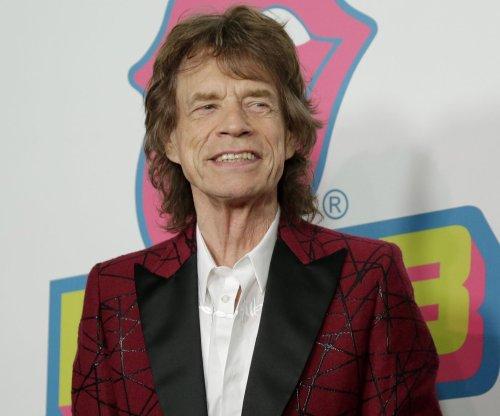 Mick Jagger welcomes baby No. 8 at age 73