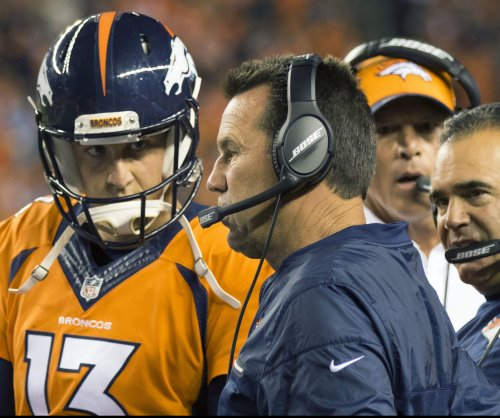 "Denver Broncos QB Trevor Siemian having ""minor"" shoulder procedure"