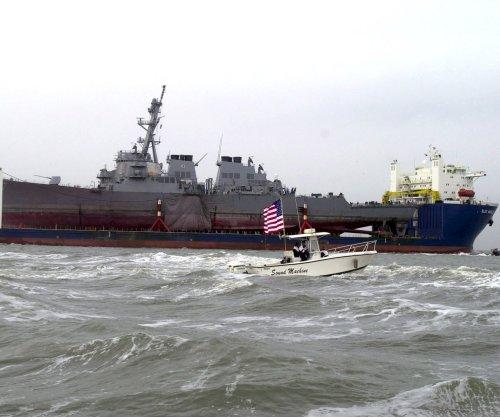 U.S. Navy deploys missile destroyer off the coast of Yemen