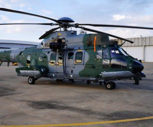 Brazilian military receives Helibras helicopters