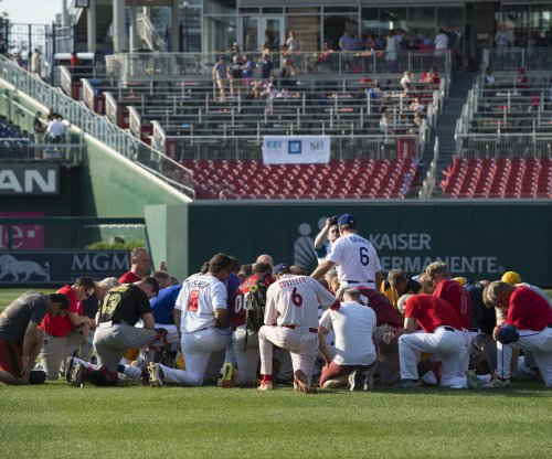 Dems, Republicans unite to honor shooting victims at charity ballgame