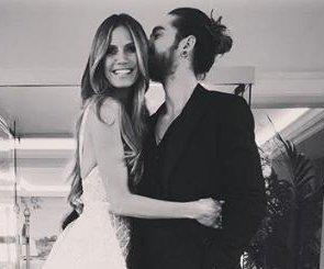Heidi Klum, Tom Kaulitz make red carpet debut in Cannes