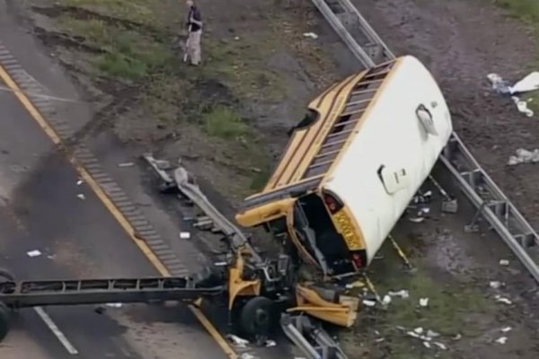 Driver in n j school bus crash had multiple license for Motor vehicle suspension nj