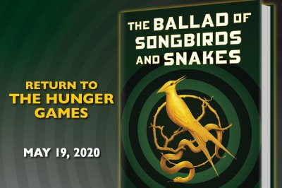 'Hunger Games' prequel titled 'Ballad of Songbirds and Snakes'