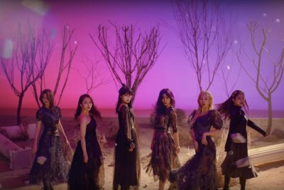 Dreamcatcher releases debut album, 'Scream' music video