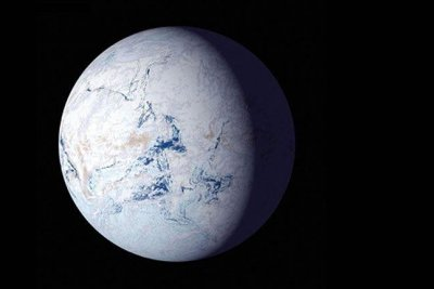 Sudden drop in global sunlight may have triggered Snowball Earth