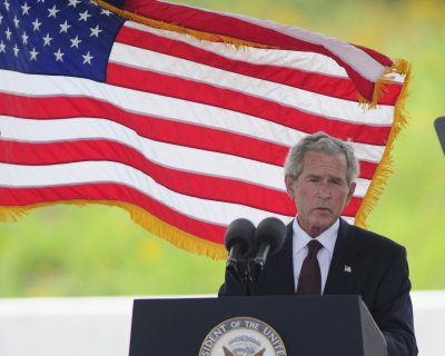 George W. Bush urges immigration reform