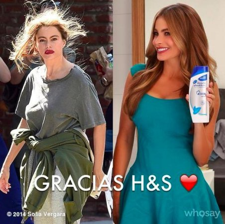 Sofia Vergara launches new Head & Shoulders campaign for a chance to meet her