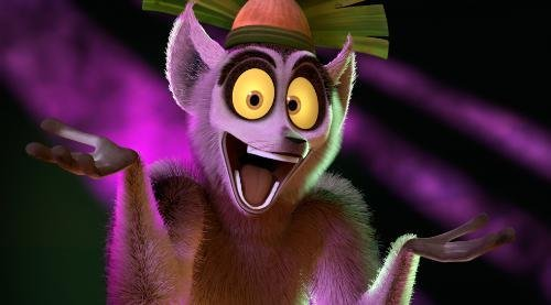 'Madagascar' lemur King Julien gets Netflix series