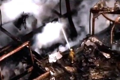 Six bodies found in Maryland mansion destroyed in fire