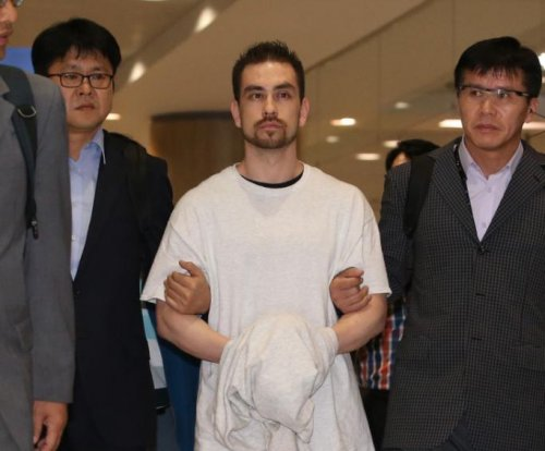 California man facing murder charges extradited to South Korea
