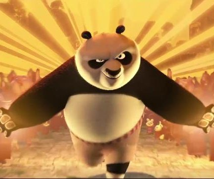 Po returns in new 'Kung Fu Panda 3' trailer