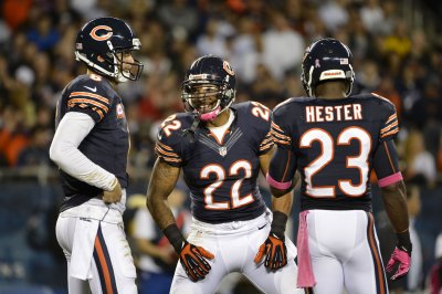 Chicago Bears' Jay Cutler bemoans loss of Matt Forte