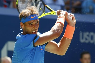 Rafael Nadal breezes into second round at U.S. Open